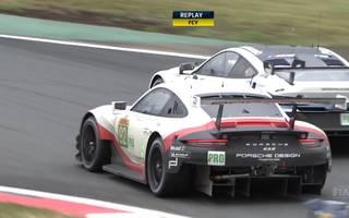 WEC: Porsche gewinnt GTE-Pro Klasse, Doppelsieg für Toyota Gazoo Racing
