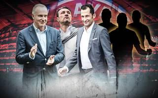 FC Bayern München: Das sind die Transfer-Alternativen des Rekordmeisters