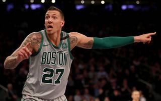 Daniel Theis steuerte 22. Punkte zum Sieg der Boston Celtics bei