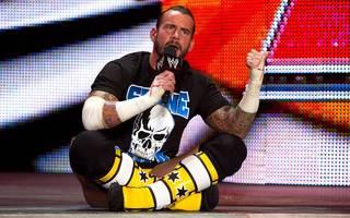 """CM Punk zündete 2011 bei WWE Monday Night RAW seine legendäre """"Pipe Bomb"""""""