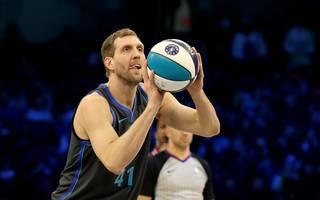 NBA: Adam Silver glaubt an Karriereende von Nowitzki im Sommer