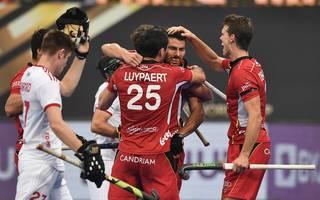 Belgien könnte am Sonntag seinen ersten Titel bei einem Großevent holen