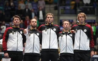Deutschland ist beim Davis-Cup-Finale in Topf 2 sortiert worden