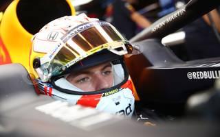 F1 Grand Prix of Australia: Max Verstappen
