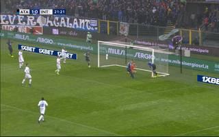 Atalanta Bergamo - Inter Mailand (4:1): Tore und Highlights im Video | Serie A