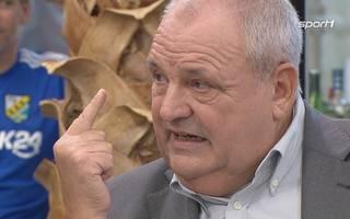 Ex-DFB-Pressesprecher Stenger vergleicht Reinhard Grindel mit Donald Trump