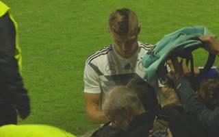 Toni Kroos spricht über DFB-Rücktritt