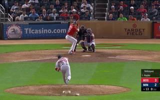MLB: Max Kepler Mann des Spiels für Minnesota Twins - 4:3 vs. Boston Red Sox
