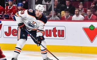 Leon Draisaitl spielt seit 2015 für die Edmonton Oilers