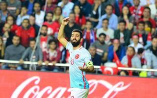 Arda Turan war vor nicht allzu langer Zeit noch Kapitän der türkischen Nationalmannschaft
