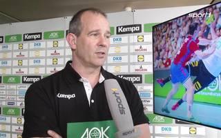 Bundestrainer Henk Groener über Zukunft Frauenhandball und Nationalmannschaft