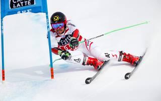 Marcel Hirscher feierte bereits seinen 13. Saisonsieg