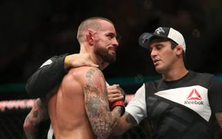 CM Punk peilt bei UFC 225 seinen ersten Sieg im Oktagon an