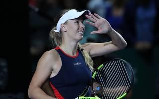 Caroline Wozniacki gewann in diesem Jahr die Australian Open