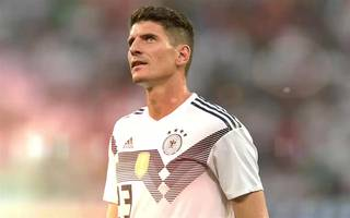 Nach Rücktritt: Das Auf und Ab von Mario Gomez im DFB-Team