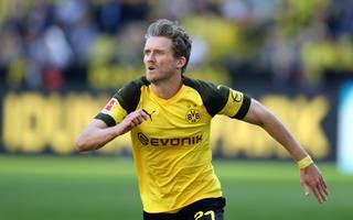 Andre Schürrle steht vor einem Abschied von Borussia Dortmund