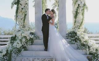 Hochzeit auf Mallorca: Mario Götze und Ann-Kathrin-Götze heiraten