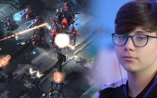 "Der neue Shooting-Star am StarCraft-II-Firmament: Riccardo ""Reynor"" Romiti"