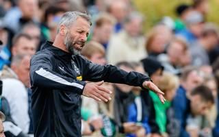 Der neue Trainer Marco Rose hat mit Gladbach viel vor