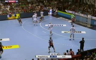 SC Magedeburg - THW Kiel ( 35:30) - Tore und Highlights im Video   HBL
