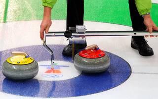 Bei der Curling-EM läuft es für die deutschen Teams bisher rund
