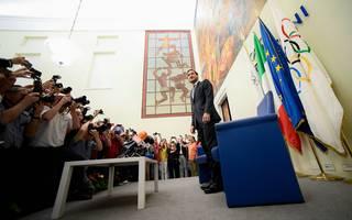 Francesco Totti verkündete nach 30 Jahren seinen Abschied von der AS Roma
