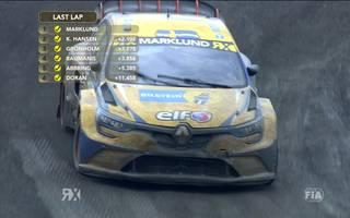 WRX: Anton Marklund feiert Sensationssieg in Norwegen - Rallycross-WM