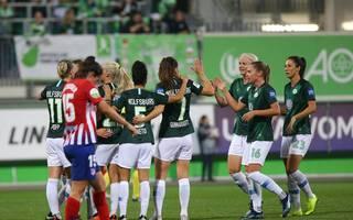 Champions League, Frauen: VfL Wolfsburg schlägt Atletico, FCB siegt in Zürich