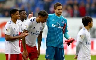 Fast nicht zu glauben: Der Hamburger SV erlebt gegen Jahn Regensburg eine 0:5-Heim-Blamage