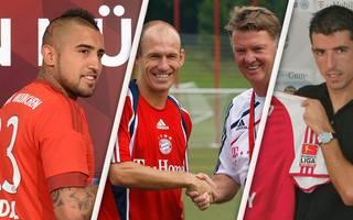 FC Bayern: Diese Spieler holte der FCB spät auf dem Transfermarkt