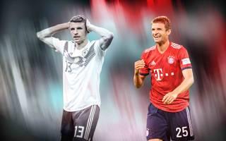 Thomas Müller durchlebt momentan eine Krise