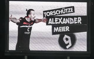 Alex Meier, FC St. Pauli, 2. Liga