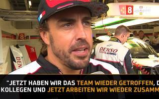 Nach Rücktritt: Fernando Alonso erklärt Rücktritt aus der Formel 1