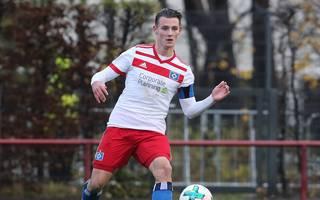 Törles Knöll geht für die zweite Mannschaft des Hamburger SV auf Torejagd