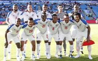 Mannschaftsfoto von Panama