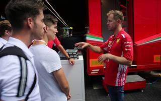 Sebastian Vettel Nachwuchs Tipps