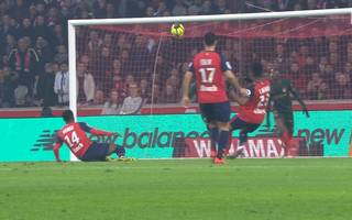 Ligue 1: OSC Lille - AS Monaco (0:1): Tore und Highlights im Video