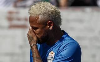 PSG: Neymar fehlt bei Test gegen 1. FC Nürnberg - Gerüchte um Wechsel