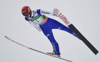 Karl Geiger war in Nischni Tagil auf Platz fünf bester Deutscher