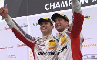 ADAC GT Masters am Hockenheimring: Renauer/Jaminet triumphieren