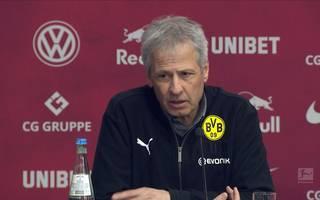 BVB: Lucien Favre erklärt den Ausfall von Marco Reus gegen RB Leipzig