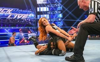 """""""The Man"""" Becky Lynch ist bei WWE zum Kultstar avanciert"""