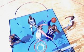 NBA: LeBron James führt Los Angeles Lakers gegen Memphis Grizzlies zum Sieg