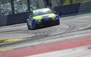 Antti Buri hat das zweite Rennen der ADAC TCR Germany am Red Bull Ring gewonnen.