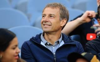 Jürgen Klinsmann ist als Trainer bei Girondins Bordeaux im Gespräch