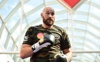 Boxen: Tyson Fury vs. Deontay Wilder findet noch in diesem Jahr statt