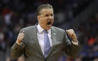 John Calipari führte die Kentucky Wildcats 2012 zum Titel der US-amerikanischen College-Basketball-Meisterschaft