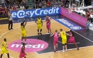 medi Bayreuth gg Telekom Baskets Bonn