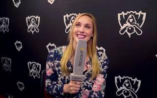 Worlds: Sjokz im Interview bei den Worlds 2018 in Busan