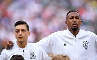 Mesut Özil und Jerome Boateng wurden 2014 gemeinsam Weltmeister